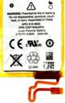 iPod MP-3 7G (616-0640) 520mAh Li-polymer (усиленная)