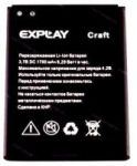 Explay (Craft) 2000mAh Li-ion (усиленная)