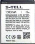 S-tell (M500) 1800mAh Li-ion (усиленная)