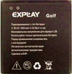Explay (Golf) 1900mAh Li-ion (усиленная)