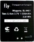 Fly Q400 (BL4401) 1330mAh Li-ion (усиленная)