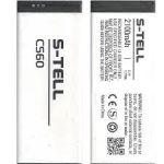 S-tell (C560) 2400mAh Li-ion (усиленная)
