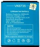 VKworld (VK6735) 3300mAh Li-ion (усиленная)